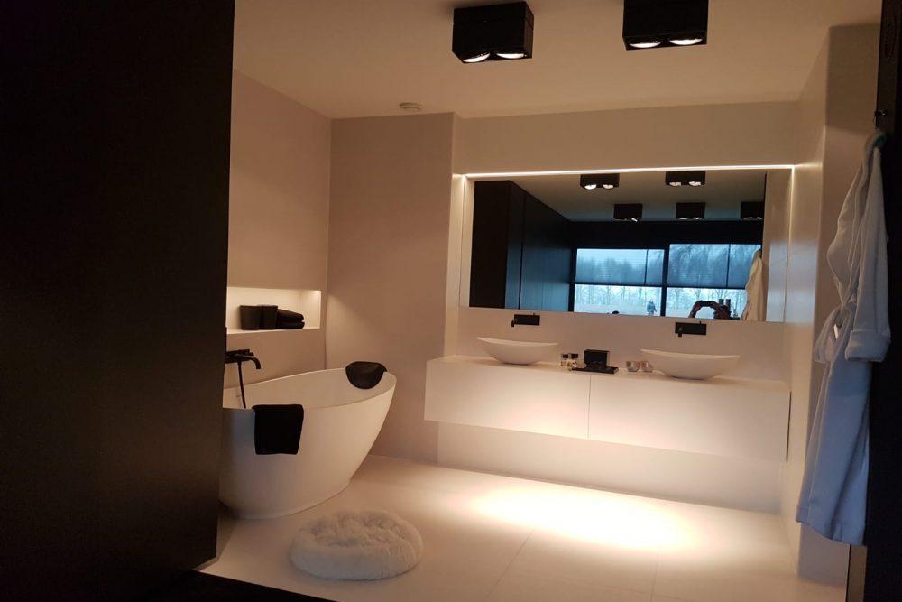 badkamer klaar